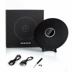 Boxa portabila wireless, bluetooth, bass, usb, negru