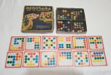 Jucarie veche comunista - Joc MEMORAMA - Joc ROMANESC de colectie 1980 - RAR