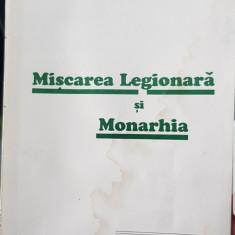 MISCAREA LEGIONARA SI MONARHIA HORIA SIMA 1997 GARDA DE FIER LEGIONAR LEGIONARI