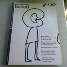 REVISTA BALKON NR.7/2001