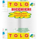 Tolo Pahare u.f. Italia albe 200cc 100/set