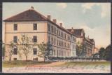 TIMISOARA BANAT CAZARMA FRANZ JOSEF K.U.K.CLASICA CIRCULATA 1907, Printata