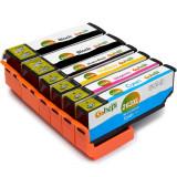 Cartuse imprimanta compatibile Epson 26XL, Gohepi, 1xSet+1xB