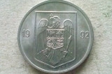 MONEDA 5 LEI 1992-ROMANIA