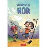 Vacanta lui Nor. Texte si ilustratii de Ileana si Maria Surducan