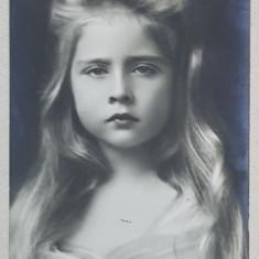 Printesa Maria, carte postala