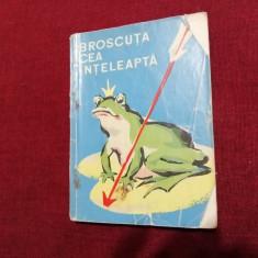 TRAISTA CU POVESTI - BROSCUTA CEA INTELEAPTA