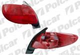 Stop spate lampa Peugeot 206 H/B (2_) 01.1998-01.2003 BestAutoVest partea Stanga Kft Auto, AutoLux