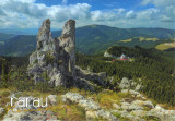Carte postala Bucovina SV146 Campulung Moldovenesc - La Pietrele Doamnei