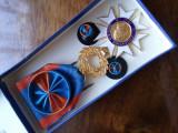 Medalie Educatie civica Franta 1933