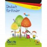 Deutsch fur Kinder, caiet de lucru clasa pregatitoare