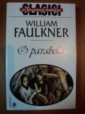 O PARABOLA de WILLIAM FAULKNER