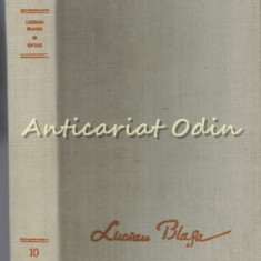 Opere Filozofice. Trilogia Valorilor X - Lucian Blaga