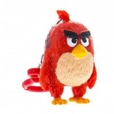 Angry Birds: Figurina plastic cu agatatoare 7 - 8,5 cm - Red