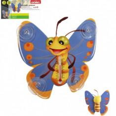 Termometru exterior pentru geam-Fluture