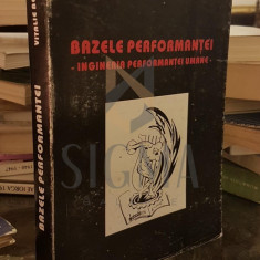 BAZELE PERFORMANTEI UMANE - VITALIE BELOUS
