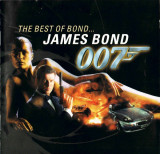 CD The Best Of Bond ...James Bond , Muzica din James Bond