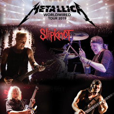 Bilete Metallica Cat 1 - Vizibilitate excelenta