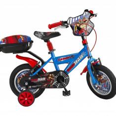 """Bicicleta copii UMIT Redman culoare albastru roata 12"""" otelPB Cod:1206000000"""