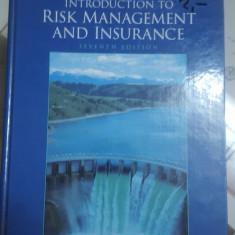 M. S. Dorfman, introducere în  managementul riscului și a asigurărilor