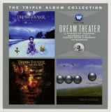 Dream Theater The Triple Album Collection (3cd)