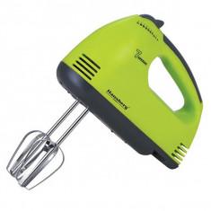 Mixer electric 250W 7 viteze Hausberg HB-4112, 250 W, De mana