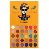 Cumpara ieftin Paleta Profesionala de Farduri Romanky, 30 Color Eyeshadow Palette, 36 g
