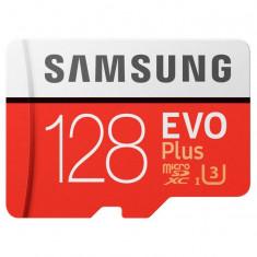 Card Samsung EVO Plus microSDXC 128GB Class 10 UHS-I