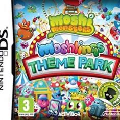 Joc Nintendo DS Moshi Monsters - moshlings Theme park