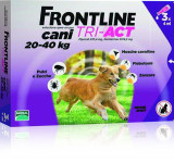 Frontline Tri-Act 20-40 kg 1 pipeta