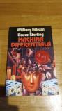 W. Gibson & B. Sterling - Machina diferentiala Editura Nemira Nautilus 149 SF