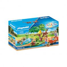 Playmobil Family Fun - Habitatul Panda rosu