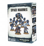 Pachet Miniaturi, Warhammer 40k Start Collecting Space Marines