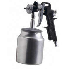Pistol de vopsit cu ventuza, 750cc, 4.5-6bar, Ferm