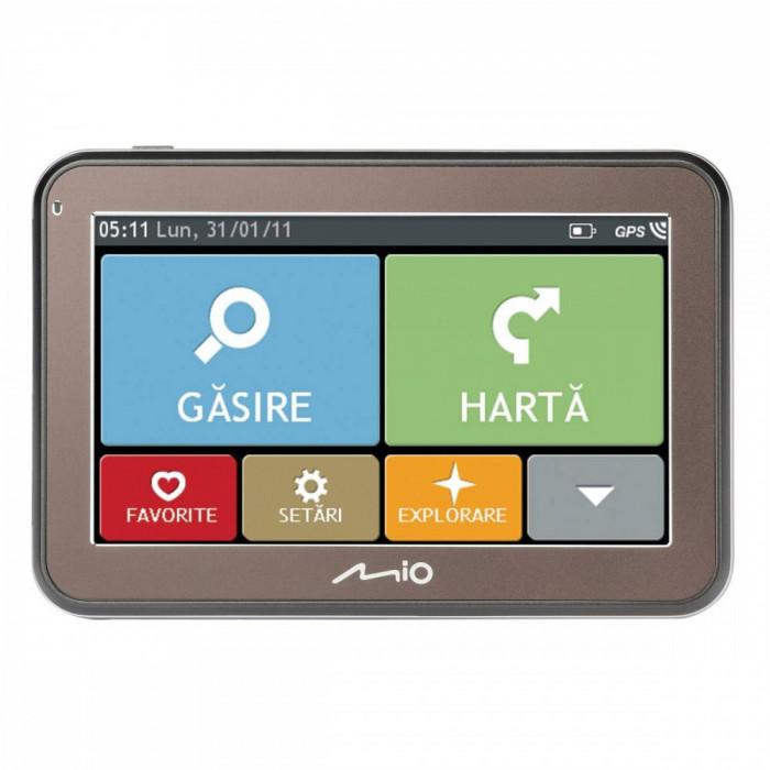 GPS Mio Spirit 5100 4.3 inch Black