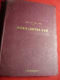 Jules Verne - Nord contra Sud -vol I si II ,Ed.Cugetarea ,colegate,trad.Jean Pop