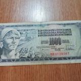 1000 dinari 1978