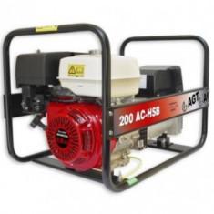 Generator de sudura HONDA Wagt 200 AC HSB - 7kVA