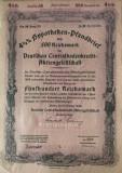 500 Reichsmark titlu de stat Germania 1940