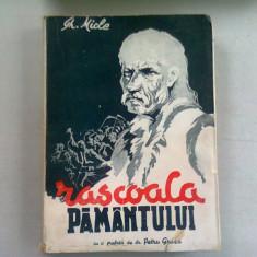 RASCOALA PAMANTULUI - GH. MICLE (DEDICATIE)