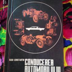 Conducerea automobilului-Radu Constantin