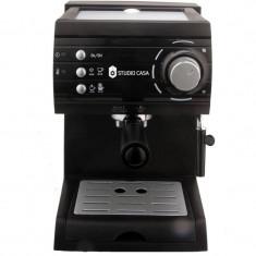 Espressor cu pompa Studio Casa Aroma SC 422 Negru 1050W 1.5 litri