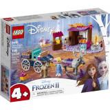 Cumpara ieftin LEGO® Disney Frozen II Aventura Elsei cu caruta 41166