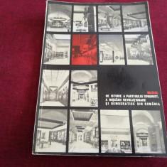 MUZEUL DE ISTORIE A PARTIDULUI COMUNIST A MISCARII REVOLUTIONARE