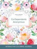 Adult Coloring Journal: Co-Dependents Anonymous (Turtle Illustrations, La Fleur)