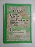 STEFAN NICULESCU SI GALAXIILE MUSICALE ALE SECOLULUI XX - IOSIF SAVA