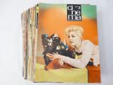 Colectie revista Cinema anii 1963 1964 1965 1966 1967 1968 1969 - 52 numere