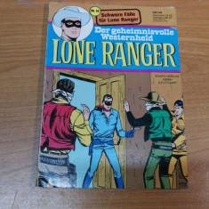 Comic Lone Ranger Nr. 16, ehapa 1979 germana
