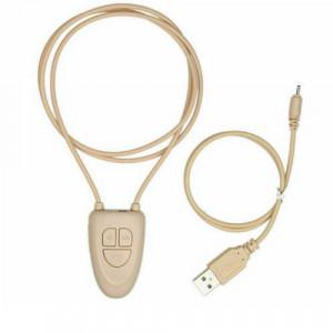 Colier Bluetooth iUni Spy C4, casca cu microvibratii nedetectabila