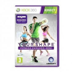 Your Shape Fitness Evolved 2012 - Kinect Compatible XB360